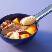 agneau couscous express
