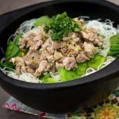 porc au wok