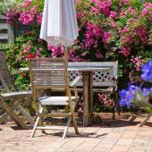 renovation terrasse jardin