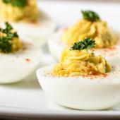 Oeuf mimosa recette